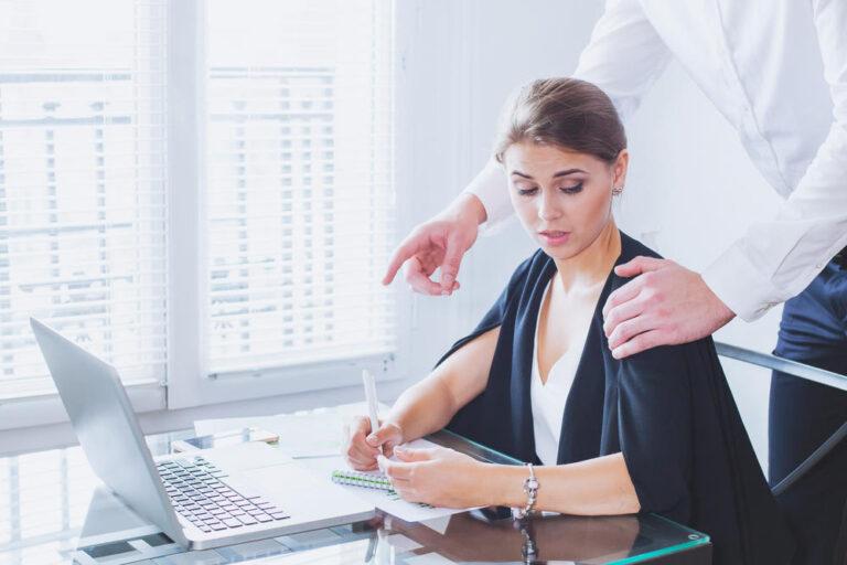 stalking e molestie sul luogo di lavoro